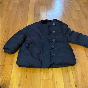 Old navy 12-18 months girl puffer jacket